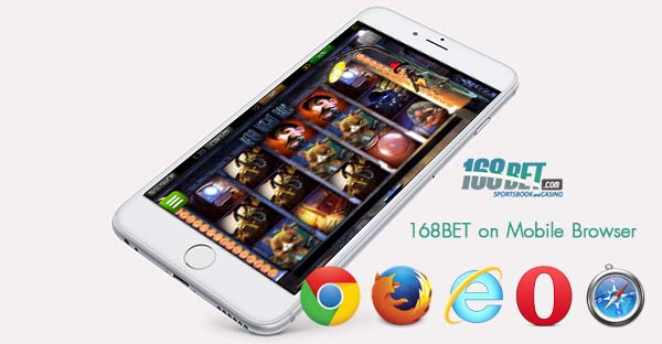 168BET Mobile
